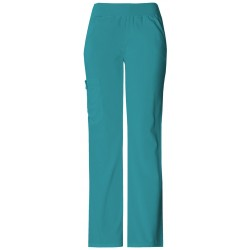 2085T - Mid-Rise Knit Waist Pull-on Pant (TALL) - Flexibles
